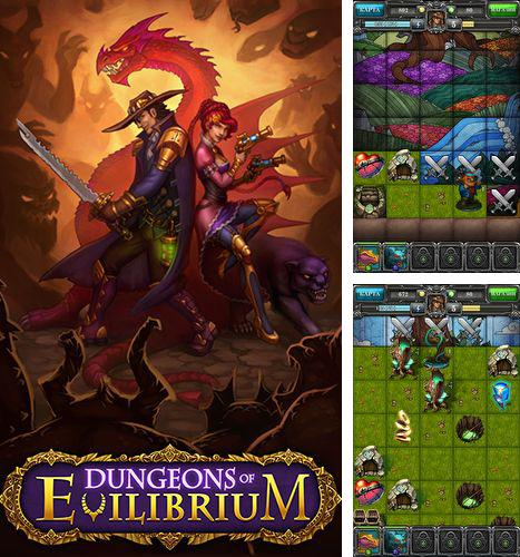 In addition to the game aiMinesweeper for Android phones and tablets, you can also download Dungeons of Evilibrium for free.