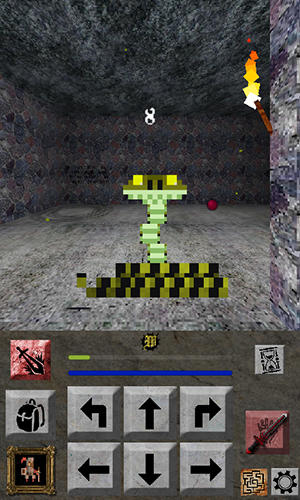 Screenshots von Dungeon crisis für Android-Tablet, Smartphone.