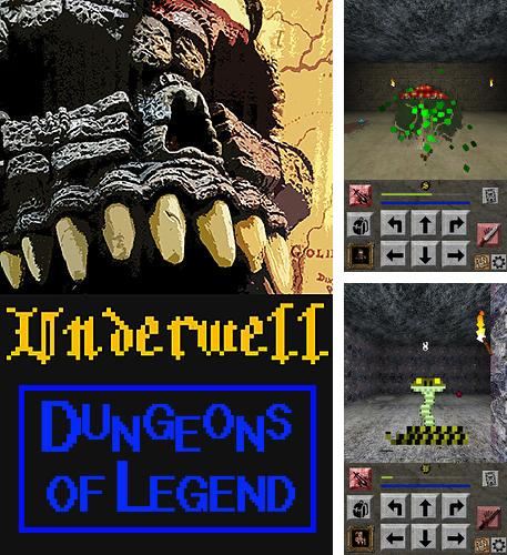 Dungeons of legend: Underwell