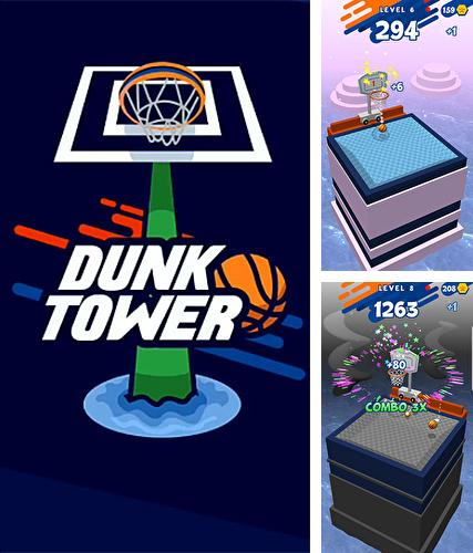 Dunk tower