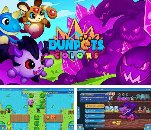 In addition to the game Digimon links for Android phones and tablets, you can also download Dunpets colors premiere for free.