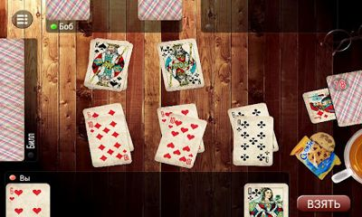 Screenshots do Durak - Perigoso para tablet e celular Android.