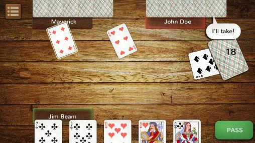 Juega a Durak: The card game para Android. Descarga gratuita del juego Durak: Juego de cartas.