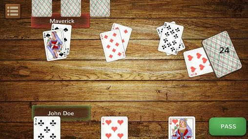 Capturas de pantalla de Durak: The card game para tabletas y teléfonos Android.