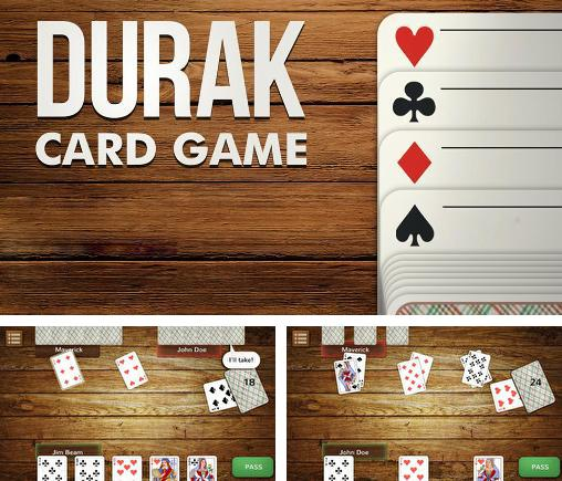 In addition to the game Mau Mau for Android phones and tablets, you can also download Durak: The card game for free.