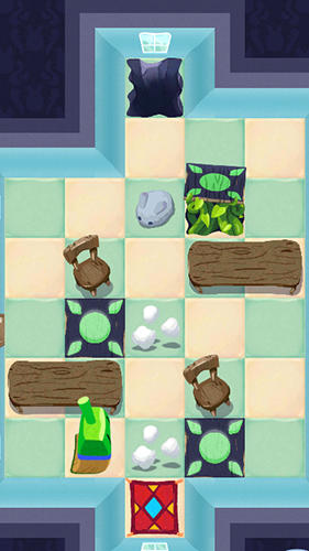 Dust bunny sweep! screenshot 3
