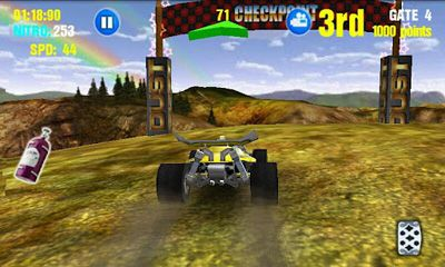 Jogue Dust Offroad Racing para Android. Jogo Dust Offroad Racing para download gratuito.