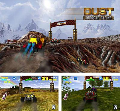 In addition to the game 4x4 Offroad Racing for Android phones and tablets, you can also download Dust Offroad Racing for free.