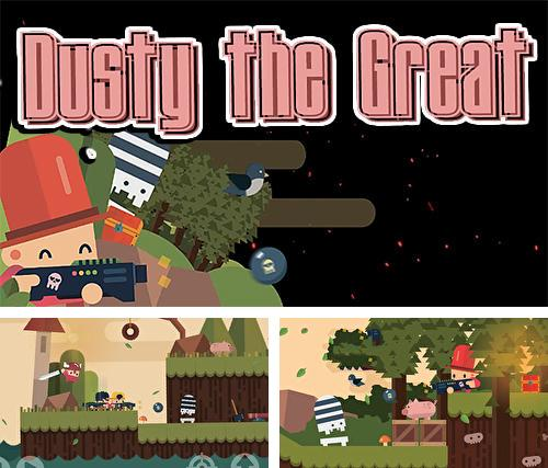Dusty the great: Action-platformer