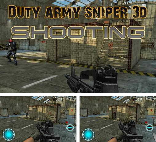 In addition to the game Zombie Field HD for Android phones and tablets, you can also download Duty army sniper 3d: Shooting for free.