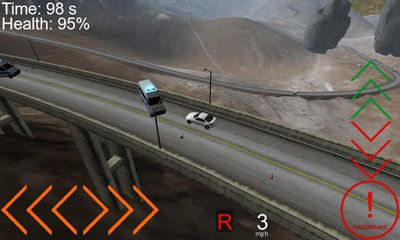 Screenshots von Duty Driver für Android-Tablet, Smartphone.
