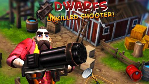 Dwarfs: Unkilled shooter! poster