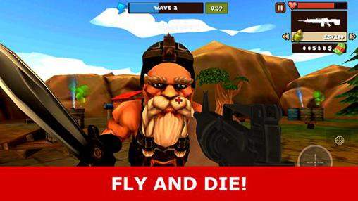 Dwarfs: Unkilled shooter! screenshot 1