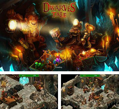 In addition to the game Angry Gran Toss for Android phones and tablets, you can also download Dwarves' Tale for free.