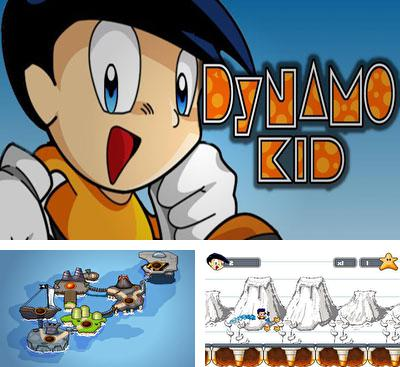 In addition to the game Archipelagos for Android phones and tablets, you can also download DynamoKid Touch for free.