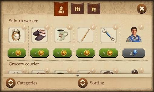 Screenshots von Dynasty: Tycoon's journey. New generation für Android-Tablet, Smartphone.