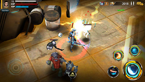 Screenshots von Knights für Android-Tablet, Smartphone.