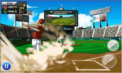 E-Baseball 2011 screenshot 3