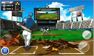 E-Baseball 2011 screenshot 5