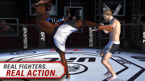 EA sports: UFC screenshot 1