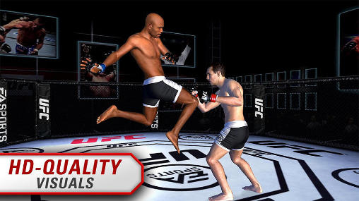 EA sports: UFC screenshot 2