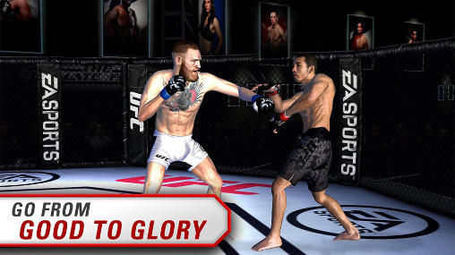 EA sports: UFC screenshot 5