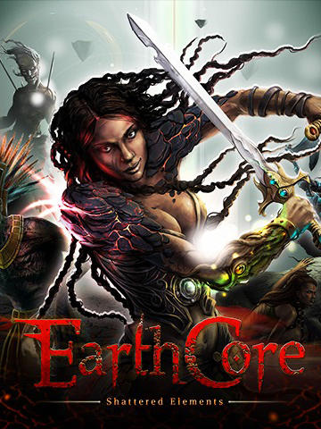 Earth core: Shattered elements