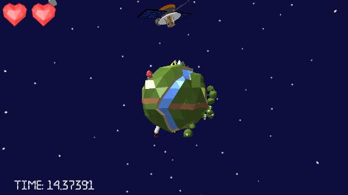 Earth defender screenshot 1