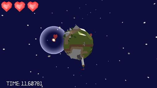 Earth defender screenshot 2