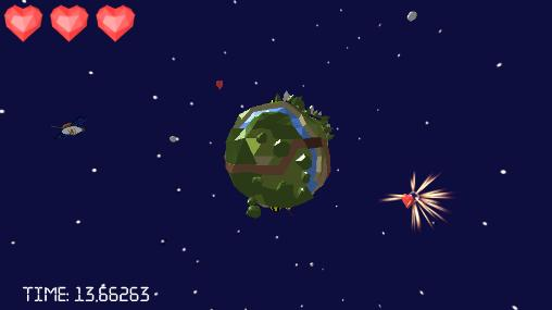 Earth defender screenshot 4