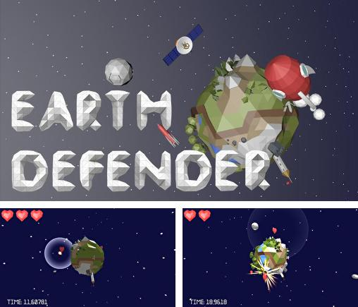 In addition to the game Connect'Em for Android phones and tablets, you can also download Earth defender for free.
