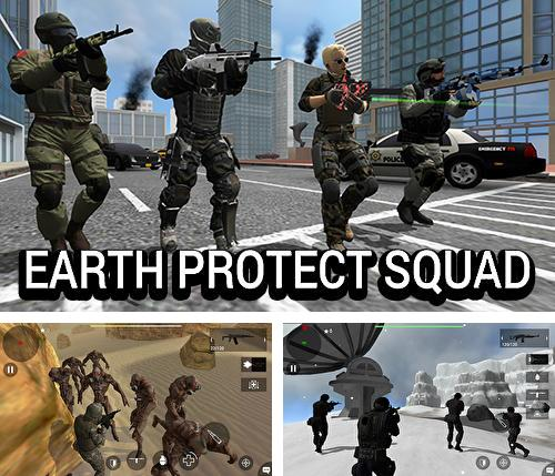 Earth protect squad