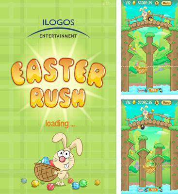 In addition to the game Angry Gran Toss for Android phones and tablets, you can also download Easter Rush for free.