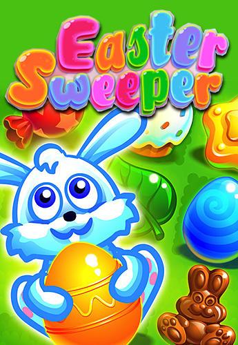 easter sweeper eggs match 3 f r android kostenlos herunterladen spiel oster sweeper eiermatch. Black Bedroom Furniture Sets. Home Design Ideas