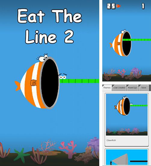 Eat the line 2