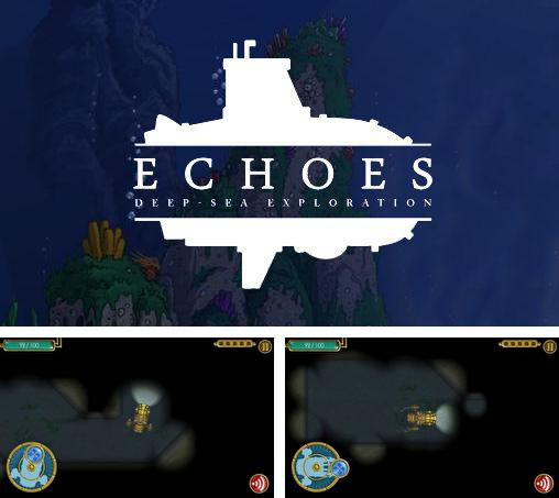 In addition to the game Odd One Out: Candytilt for Android phones and tablets, you can also download Echoes: Deep-sea exploration for free.