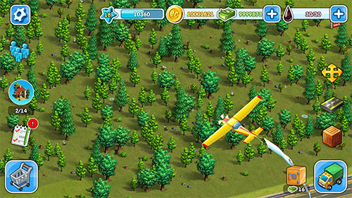 Eco city screenshot 1
