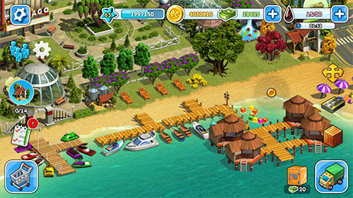 Eco city screenshot 3