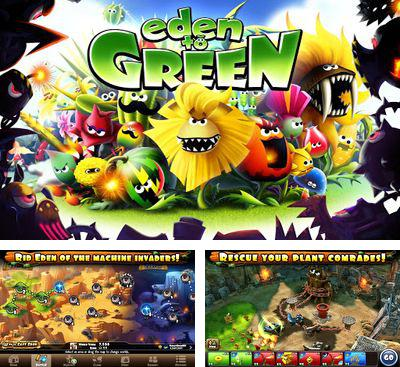 In addition to the game Angry Gran Toss for Android phones and tablets, you can also download Eden to Green for free.