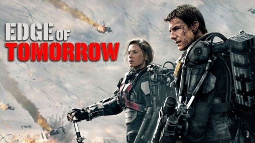 Edge of tomorrow game обложка