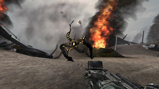 Jogue Edge of tomorrow game para Android. Jogo Edge of tomorrow game para download gratuito.