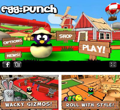 In addition to the game Yetisports Penguin X Run for Android phones and tablets, you can also download Egg Punch for free.