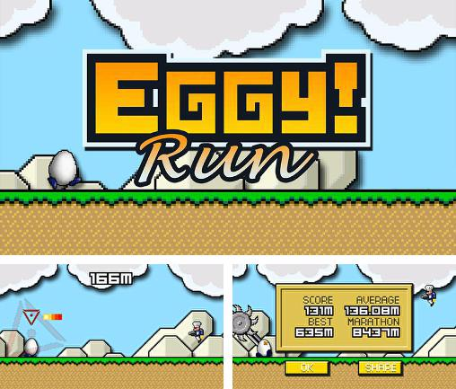 In addition to the game Monster Madness for Android phones and tablets, you can also download Eggy! Run for free.