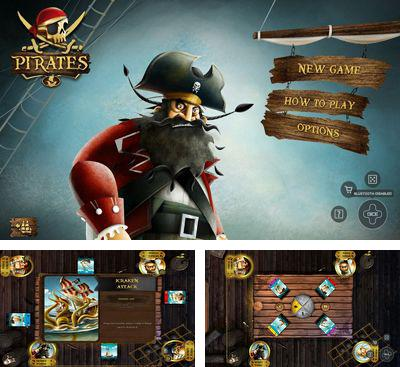 In addition to the game Cheese Barn for Android phones and tablets, you can also download Egmont - Pirates for free.