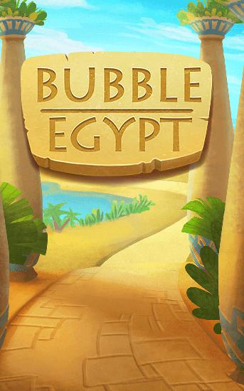 Egypt pop bubble shooter