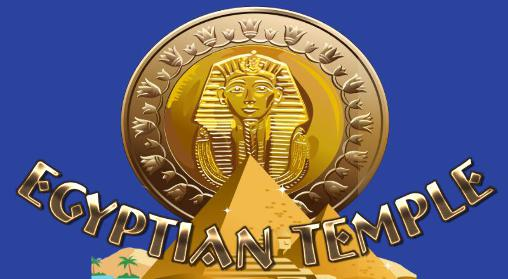 Egyptian temple casino обложка