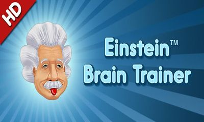 Einstein. Brain Trainer обложка