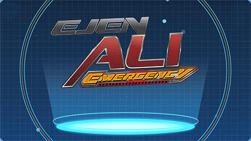 Ejen Ali: Emergency poster