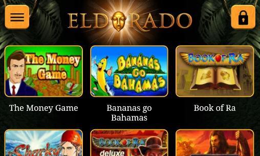 ✅ Официальный сайт казино Эльдорадо