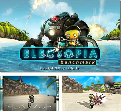 In addition to the game Zombie Wonderland 2 for Android phones and tablets, you can also download Electopia for free.